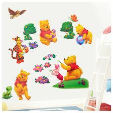 Winnie The Pooh Wall Stickers Wall Art Ideas