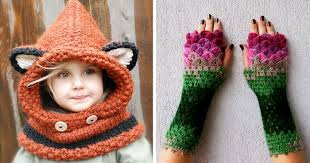 92 awesome knit and crochet gift ideas