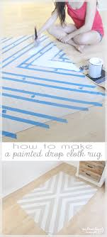 drop cloth rug my honest thoughts