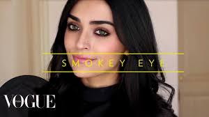 how to do smokey eye makeup vogue