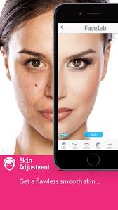 makeover cosmetic retouch free selfie