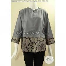 Batik atasan wanita contoh model baju batik atasan wanita lengan panjang. 10 Rekomendasi Baju Batik Kombinasi Paling Keren Yang Bikin Para Wanita Semakin Fashionable 2020