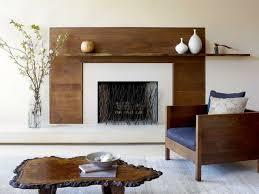 modern fireplace mantel decor ideas