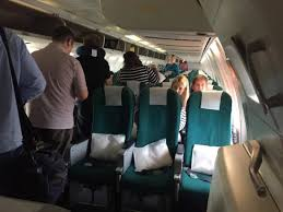aer lingus 757 economy cl review i