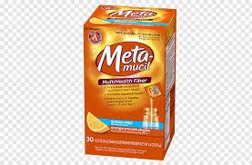 metamucil fibre supplements food