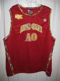 And 1 Aaron Owens AO 2004 combat basketball jersey   #152484774