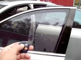 full car variable tints black