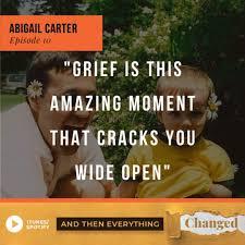 Abigail Carter's Blog