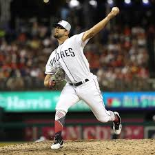 Padres trade Brad Hand and Adam Cimber to Cleveland Indians for Francisco  Mejia - Gaslamp Ball