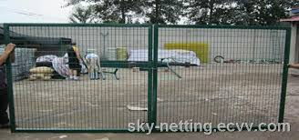 Manual And Automatic Steel Welded Wire Mesh Access And Driveway Gates Purchasing Souring Agent Ecvv Com Purchasing Service Platform