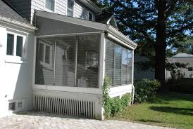 vinyl patio covered small enclosed