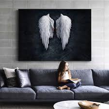 furniture diy angel wings