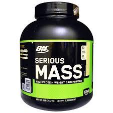 high protein weight gain powder