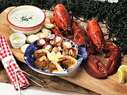 seafood gift basket delivery lobster