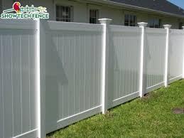 China Pvc White 6 H 8 W Vinyl Privacy Garden Fence Panels China Pvc Privacy Fence Pvc Fence Factory