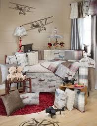 glenna jean fly by 4 piece crib bedding