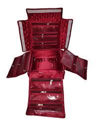 necklace bangle locker bindi travel kit