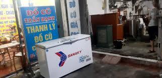 Thanh lý tủ đông sanaky inverter 400l 1... - Thu Mua Đồ Cũ Giá Cao Tại Hải  phòng