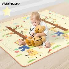 Baby Play Mat Non Slip Soft Floor Measuring Height Foam Mat Thick Kids Rug For Children S Room Double Sided Climbing Carpet Aliexpress Com Imall Com