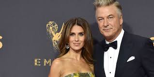 Hilaria & Alec Baldwin Show Off First Pic Of Baby No. 5