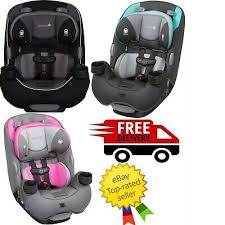 1 convertible car seat assorted colors