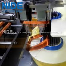 automatic stator coil winder machine