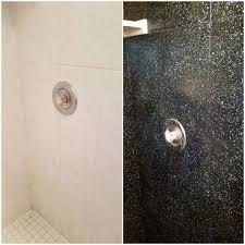 fiberglass shower resurfacing renew