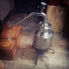 how to make rum distilling liquor