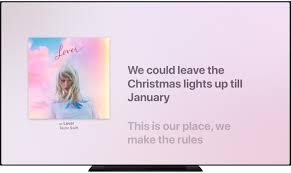 View lyrics in Apple Music - Apple Support