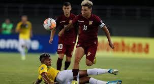 Venezuela ganó 1-0 a Ecuador por Fecha 3 del Grupo A del Preolímpico 2020 |  Resumen, goles y video