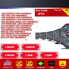 Лучшая подписка на IPTV Европа французский арабский Великобритания США Швеция  Португалия Испания XXX канал IPTV Android box Smart M3u Enigma2|