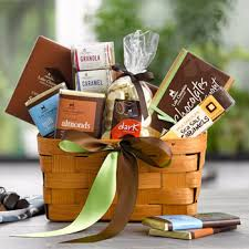 chocolate gift basket vt ski ride