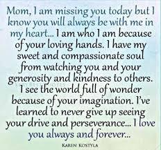 i miss my mom hfne