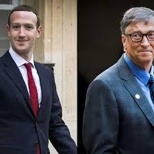 Mark Zuckerberg and Bill Gates are stepping in on the coronavirus ...
