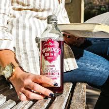 wonder drink 14 fl oz organic cherry