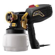 Wagner Flexio 570 Hvlp Paint Sprayer 0529011 The Home Depot Paints Sprays Indoor Outdoor