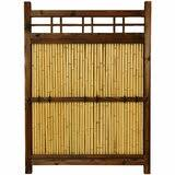 Bamboo Fence Panels Border Fencing Fencing You Ll Love In 2020 Wayfair