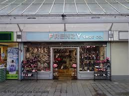 frenzy shoe co similar nearby