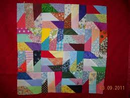 Picket Fence Mini Another One Pattern Piece Scrappy Quiltingboard Forums