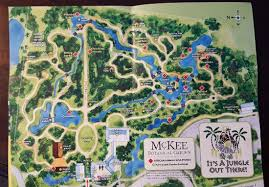 map picture of mckee botanical garden