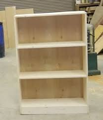 how to build a simple bookcase diy