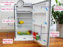 Tủ lạnh mini có ngăn đá không? - Quantrimang.com