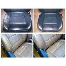 car seat leather car seat tear repair