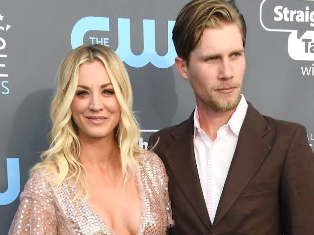 Kaley Cuoco On Her Husband