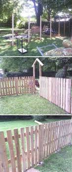 Pallet Fence Pin Backyard Fences Pallet Fence Cheap Backyard