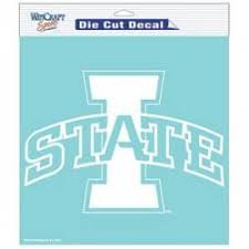 Iowa State University Stickers Decals Bumper Stickers