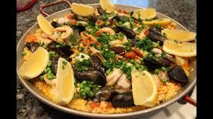 Seafood Paella Recipe - OrsaraRecipes ...