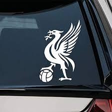 Amazon Com Liverpool Kop Car Stickers Creative Decoration Decals Funny Vinyl Decal Trucks Laptops Window Sticker Automotive