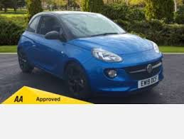 Used Blue Vauxhall Adam Griffin Cars for Sale   Motors.co.uk