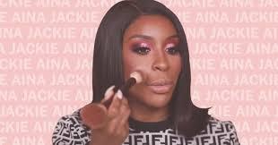 jackie aina may teach you makeup skills
